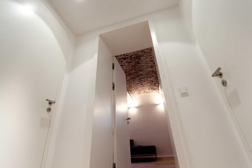 Einbaumöbel für ein Privathaus