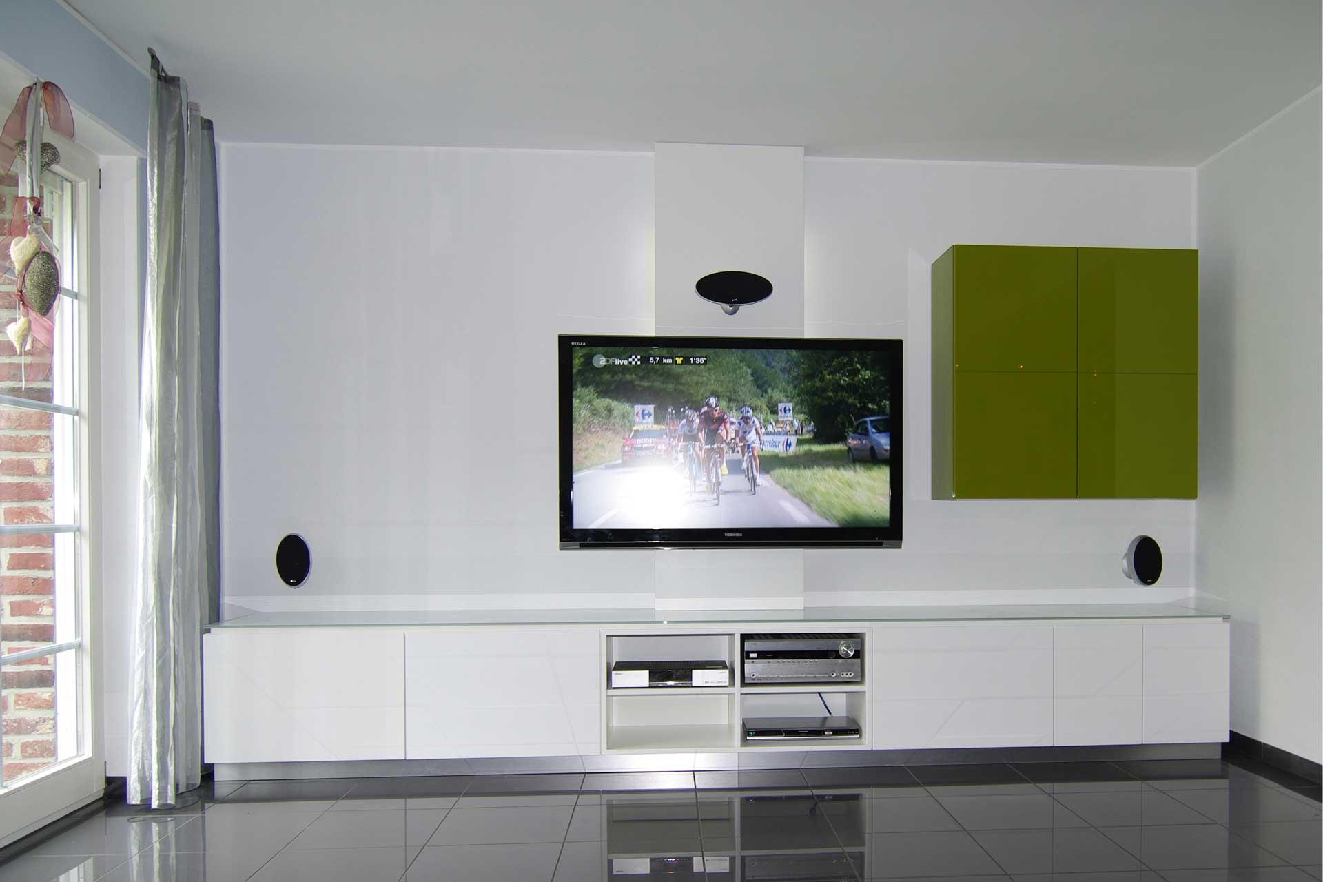 Wohnzimmer Wand ~ Raum und Möbeldesign Inspiration